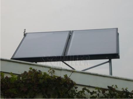 Test solarkollektoren für warmwasser